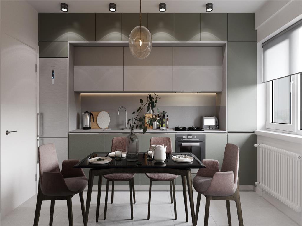 Apartament 3 camere | Decomandat | Etaj intermediar | Tatarasi