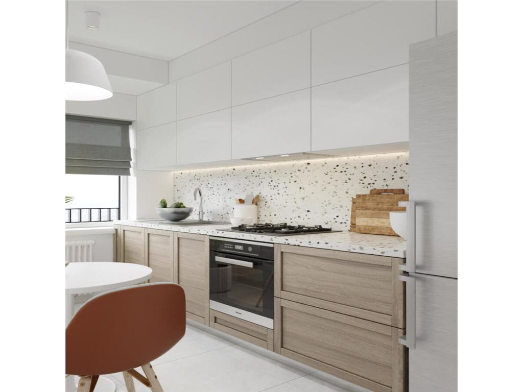 Apartament 1 camera | Tatarasi | Etajul 1 | Rate dezvoltator pe 5 ani