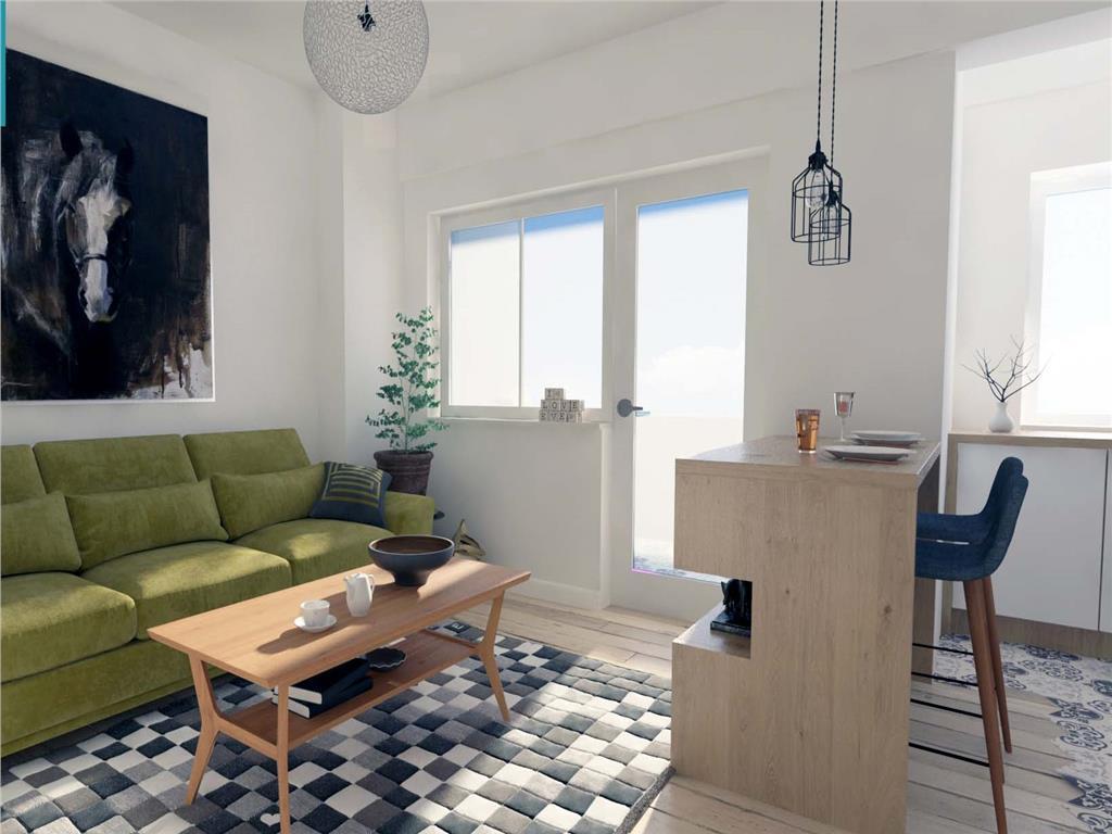 Apartament 1 camera | Tatarasi | Boxa inclusa in pret