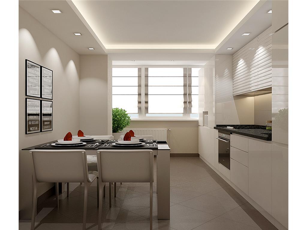 Apartament 3 camere   Copou   Etaj intermediar