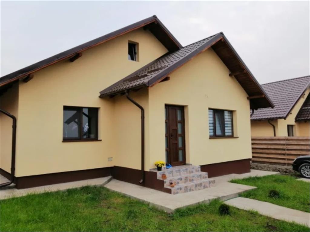 Casa individuala 3 camere   Lunca Cetatuii   Beci