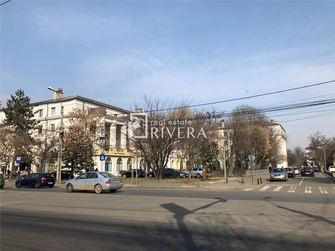 Teren la Bulevard  Bucurestii Noi | Parc/Metrou Bazilescu