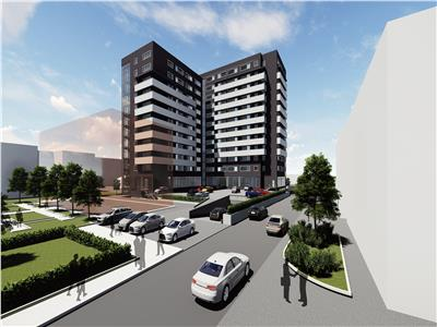 Apartament 2 camere, zona Palas| Decomandat | Proiect Nou