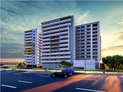 Apartament 2 camere, Cug - Sos. Nicolina | La Bulevard | Finisaje Premium