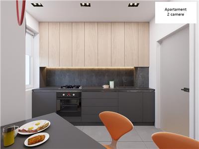Penthouse 2 camere   Iulius Mall   Bloc nou