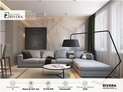 Apartament 1 camera | Mihai Bravu | Bloc nou