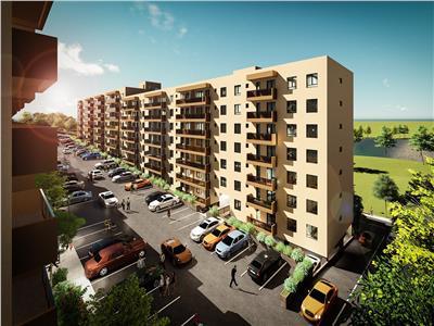 Apartament 3 camere | Bloc nou | Finalizat | Cug Rond Tramvai