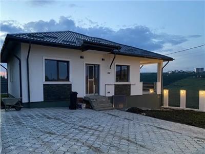 Casa single 4 camere | Valea Lupului | Finalizata | Teren 500 mp