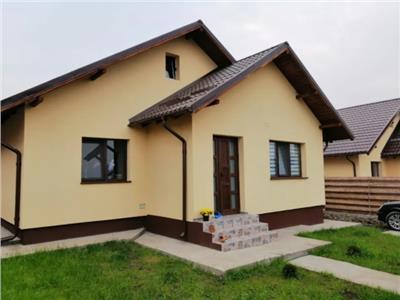 Casa individuala 3 camere | Lunca Cetatuii | Teren 600
