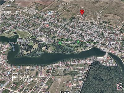 Teren Mogosoaia pretabil Proiect Imobiliar 60 euro/mp