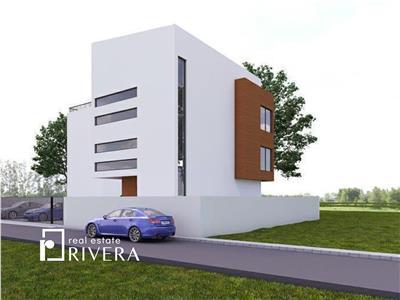 Teren intravilan cu proiect   Baneasa - Felicity Residence