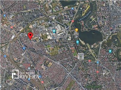 Teren intravilan 190 mp - zona Domenii, Romexpo